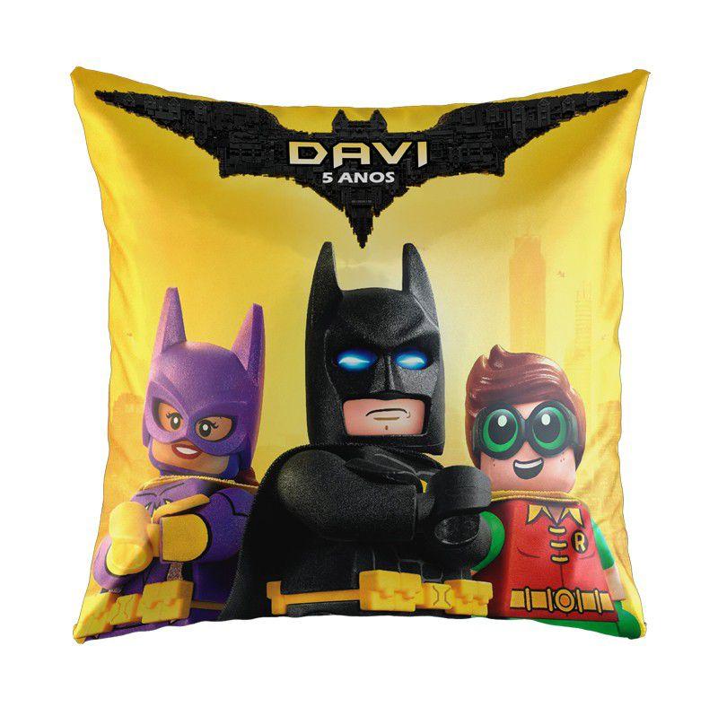 Almofada Lego Batman  - PLACT ZUM