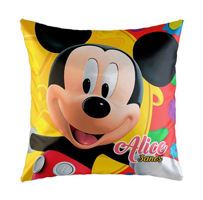 Almofada Mickey  - PLACT ZUM