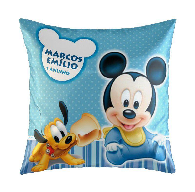 Almofada Mickey Baby  - PLACT ZUM