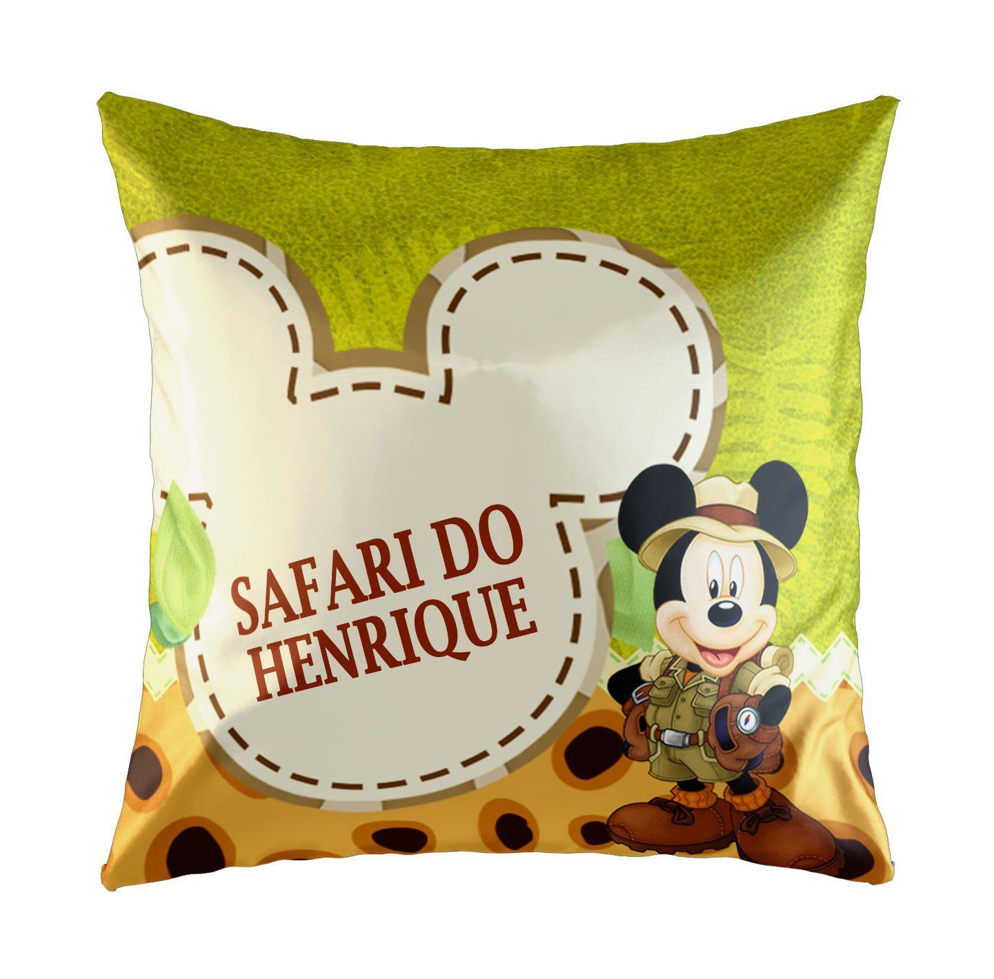 Almofada Mickey Safari  - PLACT ZUM