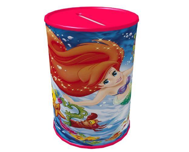 Cofrinho Pequena Sereia Ariel  - PLACT ZUM