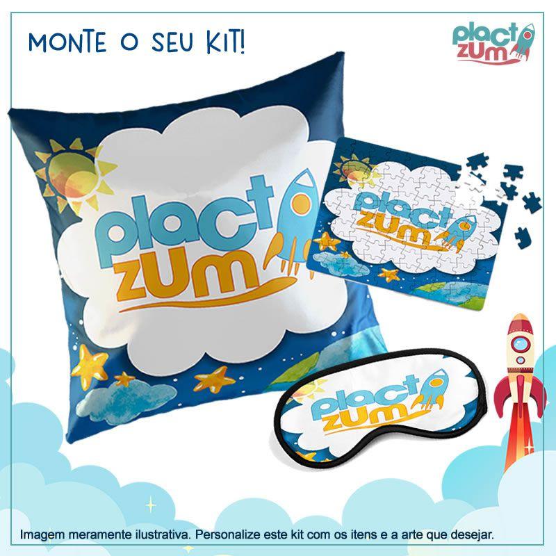 Kit de Lembrancinhas PlactZum no Tema da Sua Festa  - PLACT ZUM