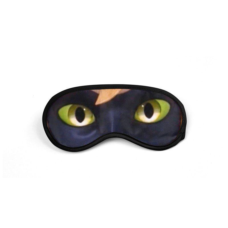 Máscara de Dormir Miraculous Ladybug Cat Noir  - PLACT ZUM