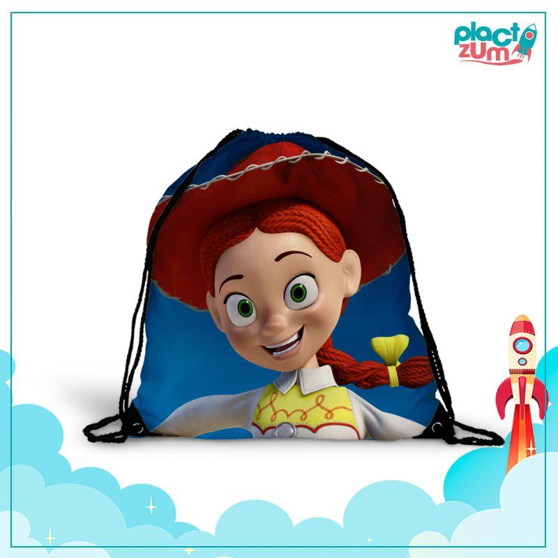 Mochila Saco Toy Story  - PLACT ZUM
