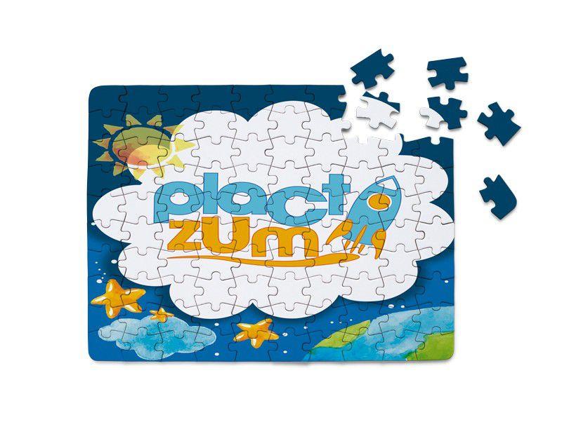 Quebra-Cabeça Plact Zum Com o Seu Tema  40 peças  - PLACT ZUM