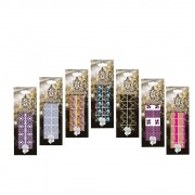 Kit 50 Cartelas de Películas Adesivas Para Unhas Sortidas - Diva Cosmetics