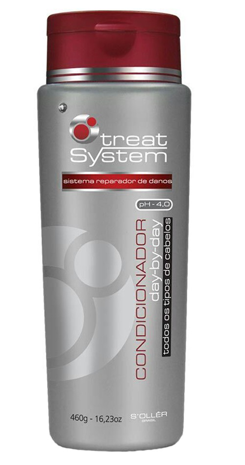Condicionador Treat System Day By Day 500ML  - S'ollér Brasil