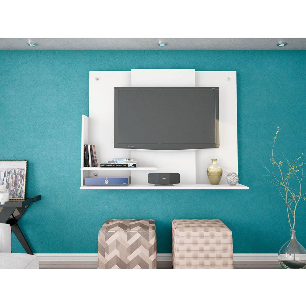 Painel Para TVs de Até 32 Polegadas Adapt Branco - Caemmun
