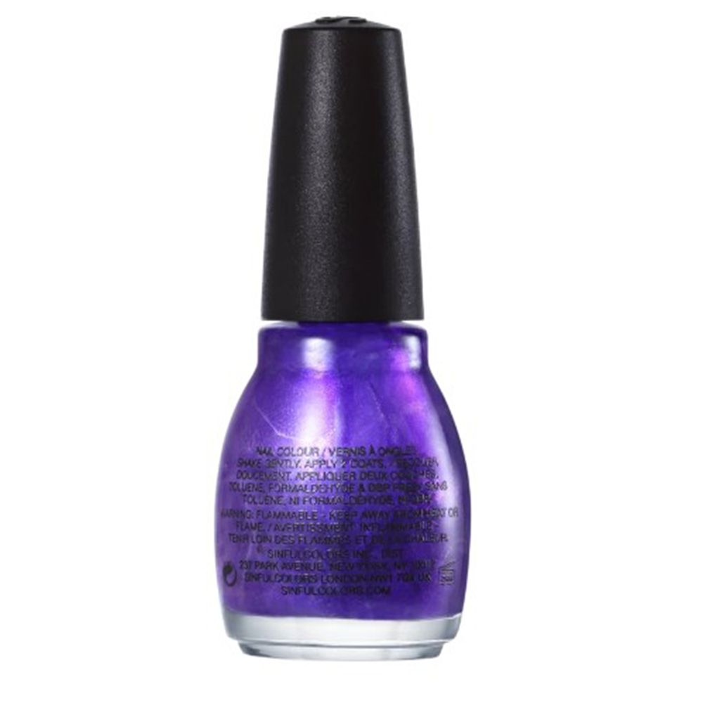 Esmalte Cremoso Let's Talk 929 Roxo 15 ml - SinfulColors
