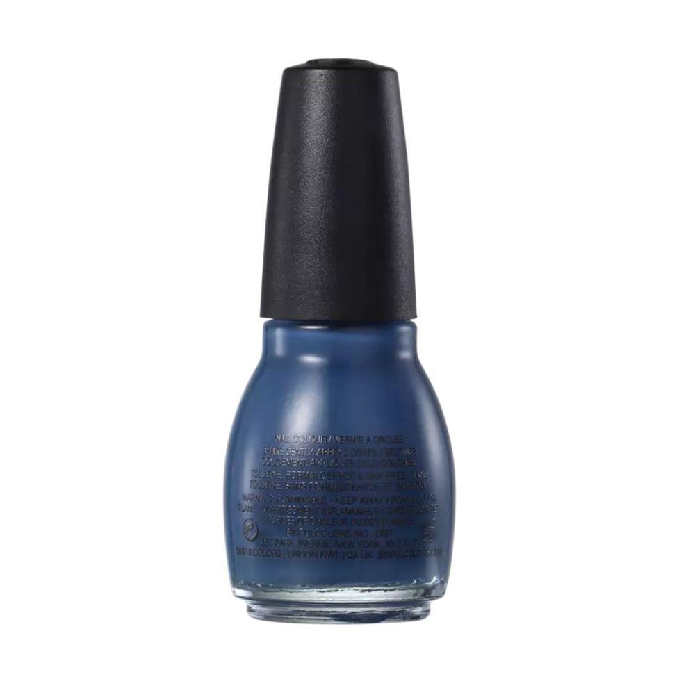 Esmalte Cremoso Rainstorm 1053 Azul 15 ml - SinfulColors
