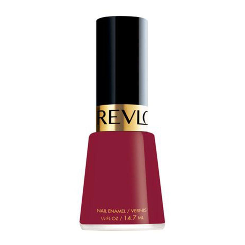 Esmalte Cremoso Raven Red 721 Vermelho 14,7 ml - Revlon