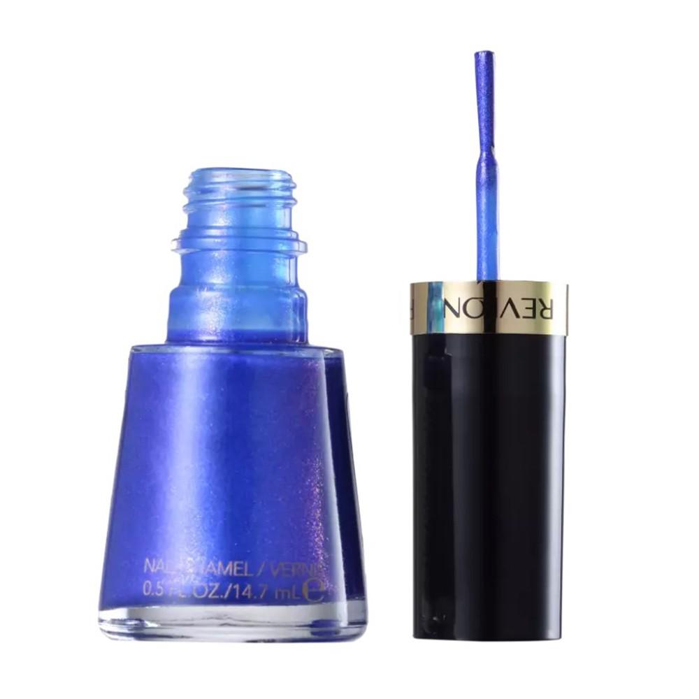 Esmalte Nail 495 Sultry Azul Metálico 14,7 ml - Revlon