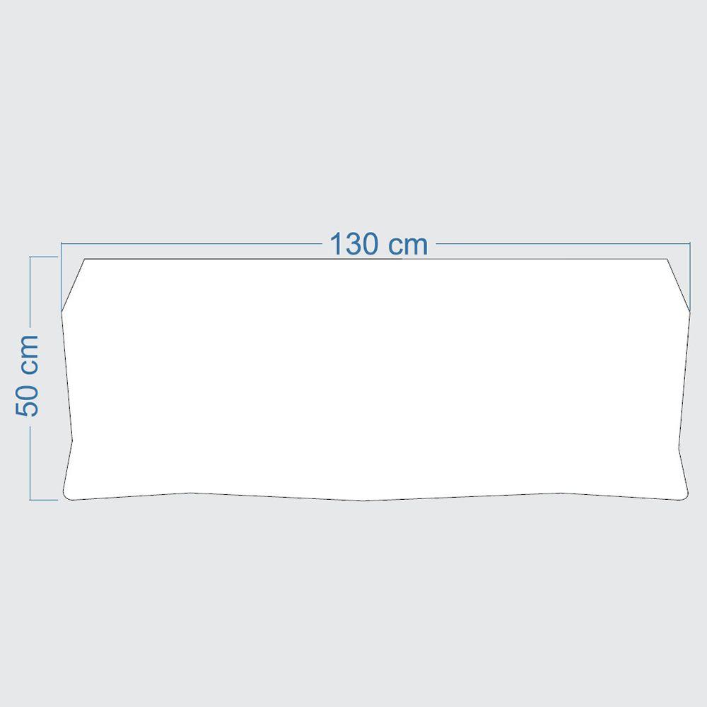 Mesa de Parede Dobrável em MDF Impress 130 cm - Lux