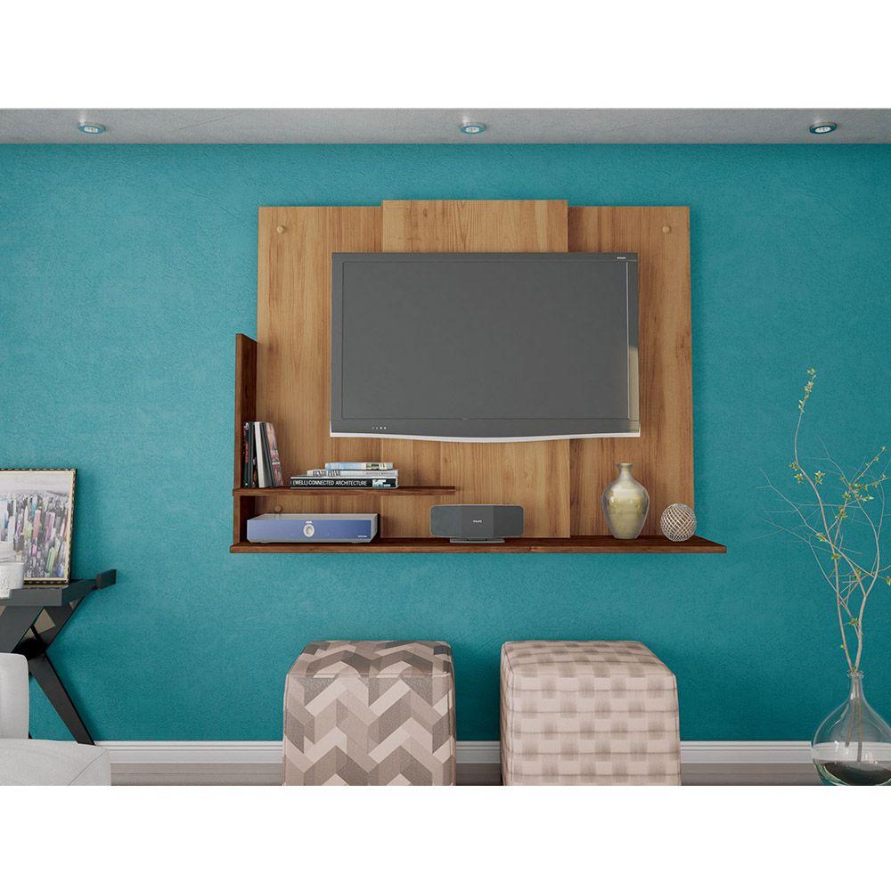 Painel Para TVs de Até 32 Polegadas Adapt Buriti/Havana - Caemmun