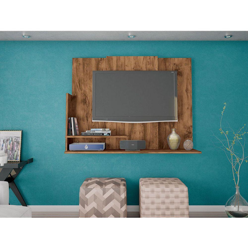 Painel Para TVs de Até 32 Polegadas Adapt Jatobá - Caemmun