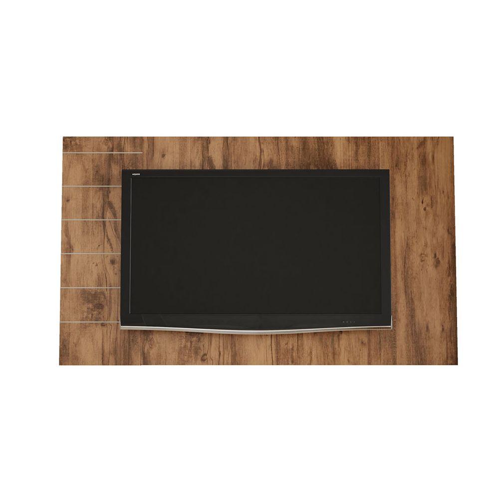Painel Para TVs de Até 50 Polegadas Goya Jatobá - Caemmun