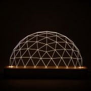 Luminária Domo