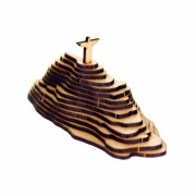 Miniatura Corcovado (Cutz)