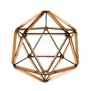 Miniatura Icosaedro (Cutz)