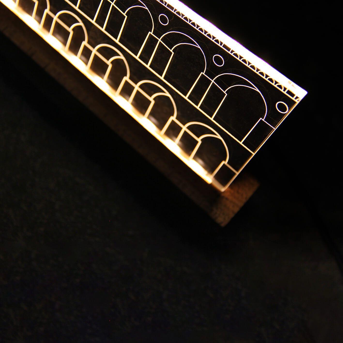 Luminária Arcos
