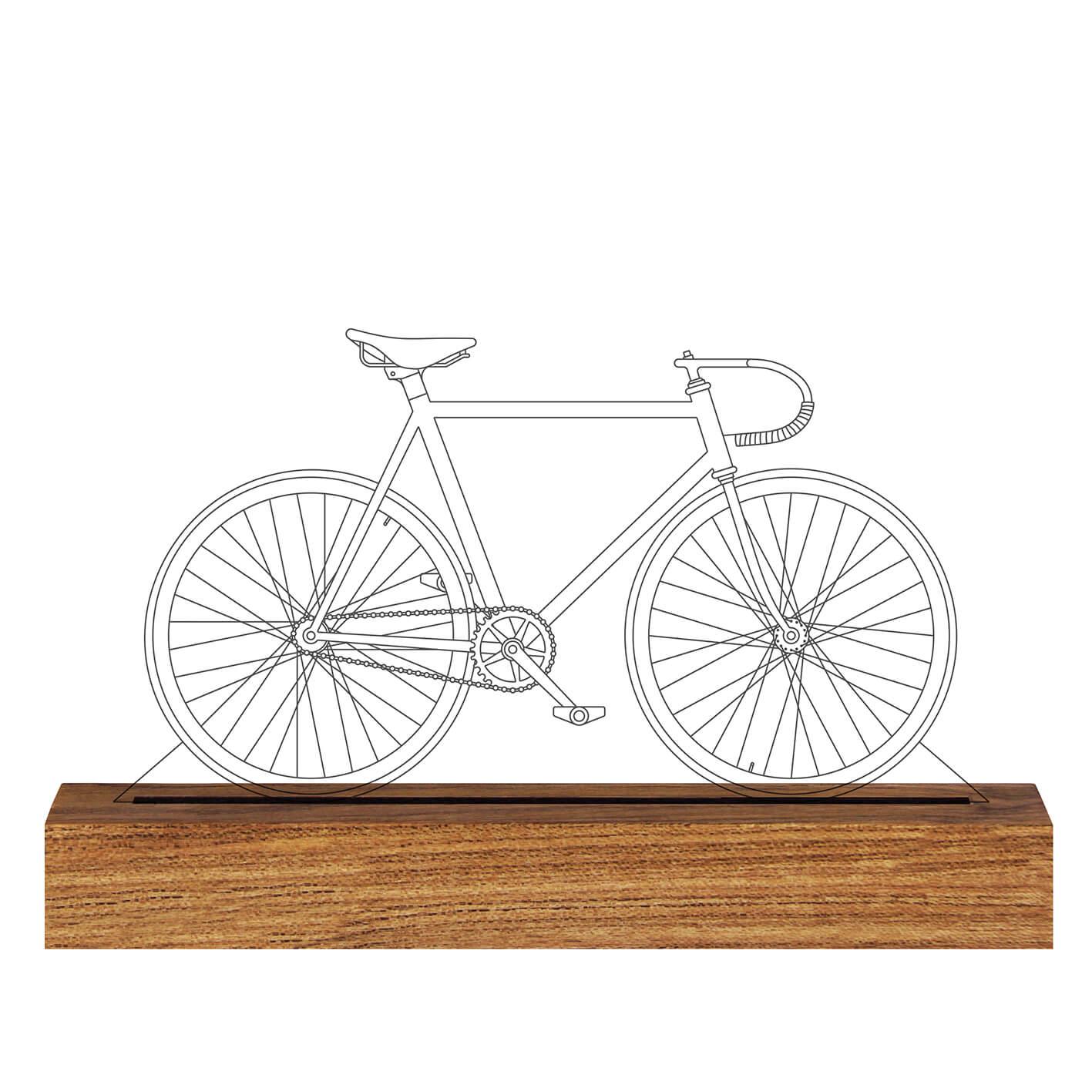 Luminária Bicicleta Fixa