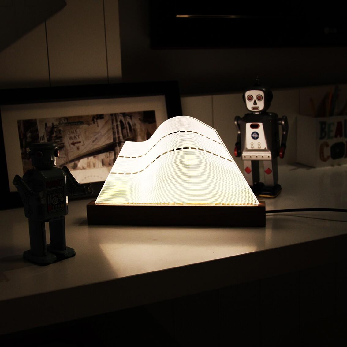 Luminária Copan