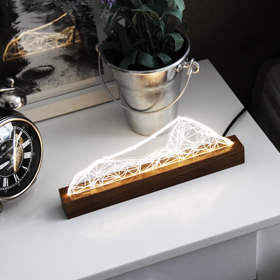Luminária Pão de Açúcar
