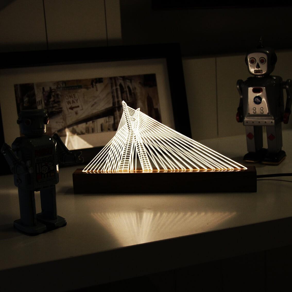 Luminária Ponte