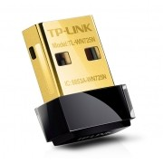 Adaptador Usb Wireless 150mbps Nano Tp-link Tl-wn725n