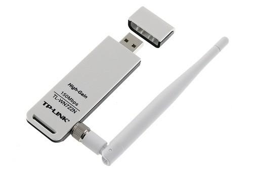 Adaptador Usb Wireless 150mbps Tp-link Tl-wn722n