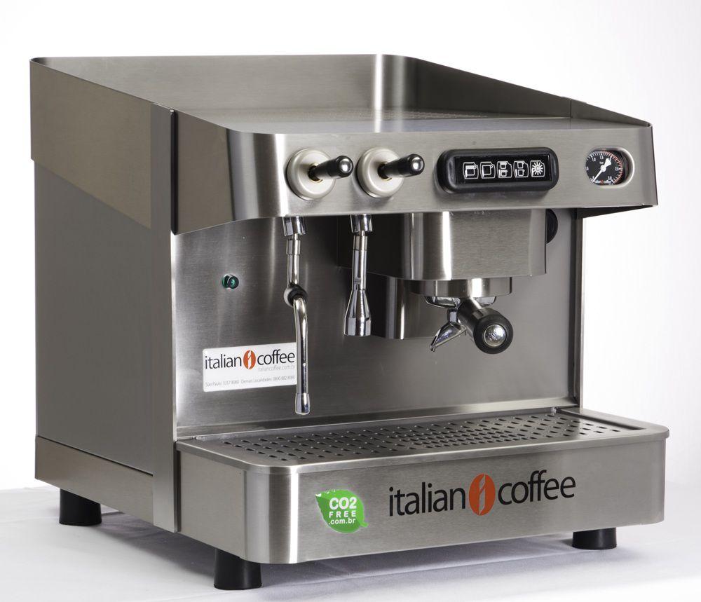 ITALIAN COFFEE ELITE ELX 01 OU 02 GRUPOS