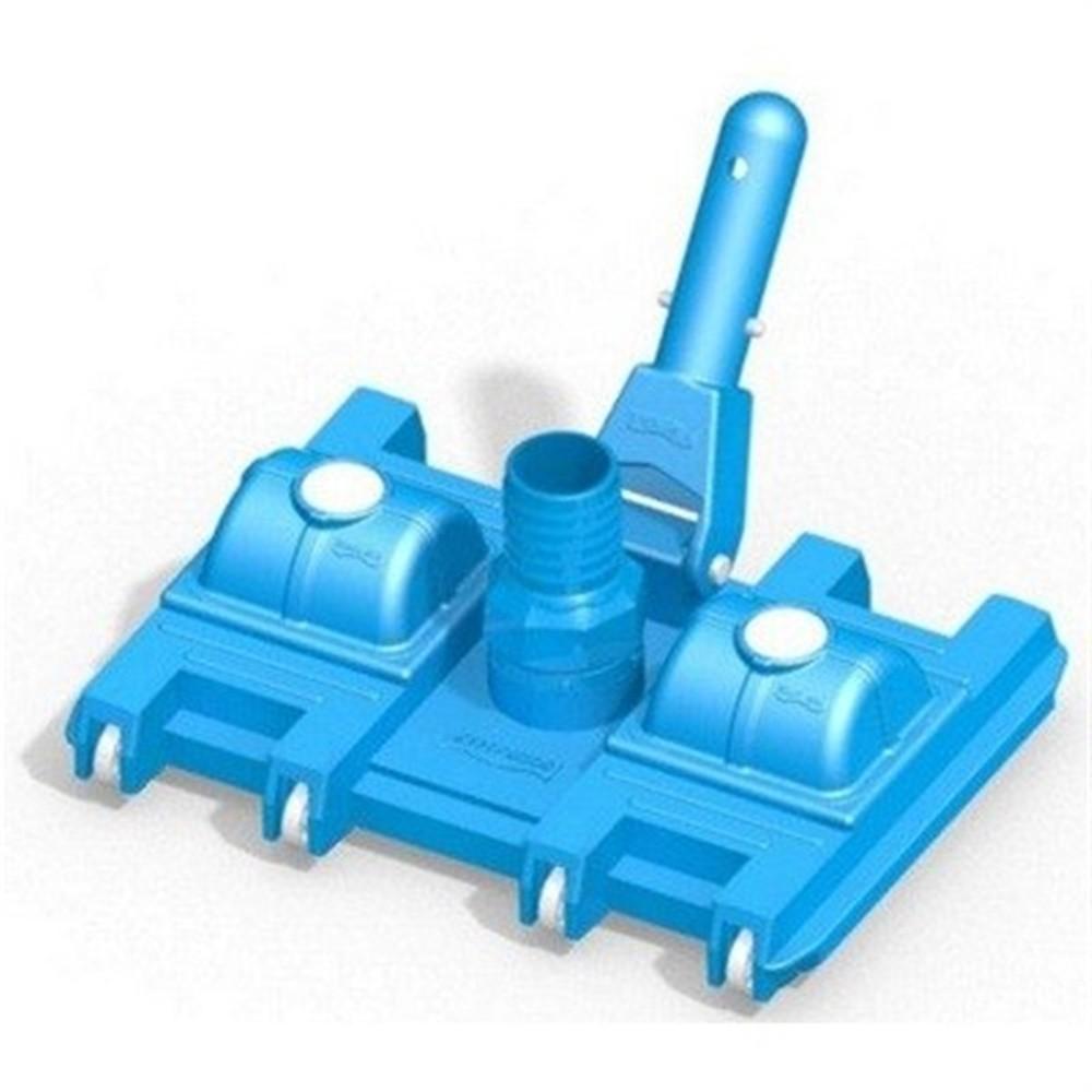 Aspirador 8 Rodas p/ piscinas de fibra e alvenaria - Sodramar