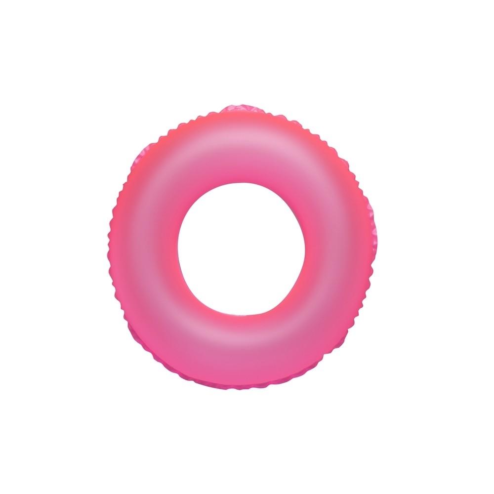 Boia Redonda Neon 76cm Rosa - Mor