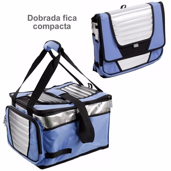 Ice Cooler 36 Litros 1 Divisória / Bolsa Térmica - Mor