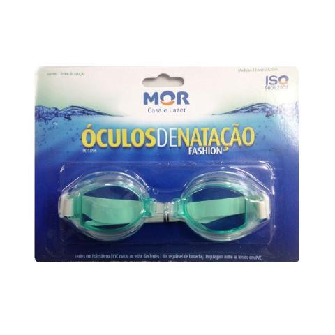 Óculos de Natação Fashion Verde - Mor