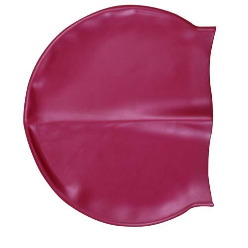 Touca de Natação Silicone - Rosa - Mor