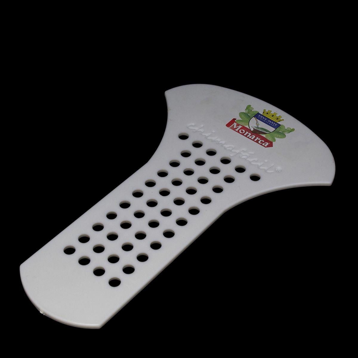 40 Cevadores Personalizado Chimafácil em plástico