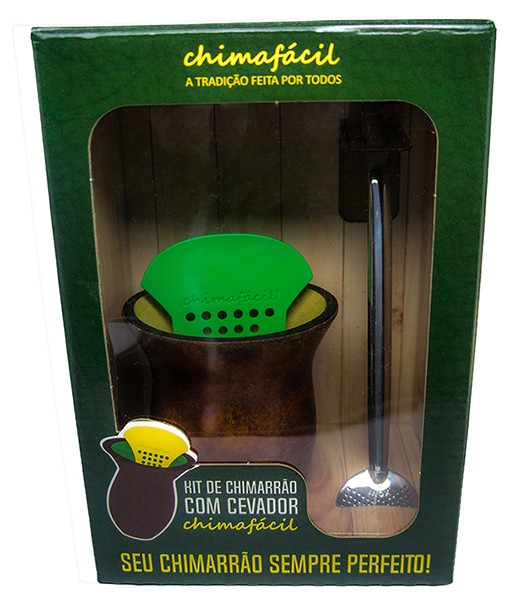Kit Chimafácil em Plástico