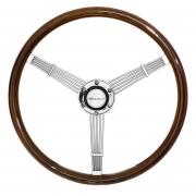 Volante Rosseti Banjo FB 356 Madeira 420mm Reto
