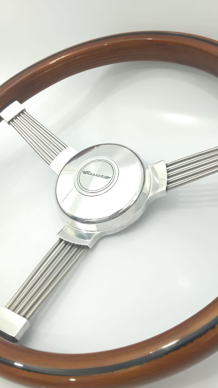 Volante Lenker Banjo Madeira 400mm