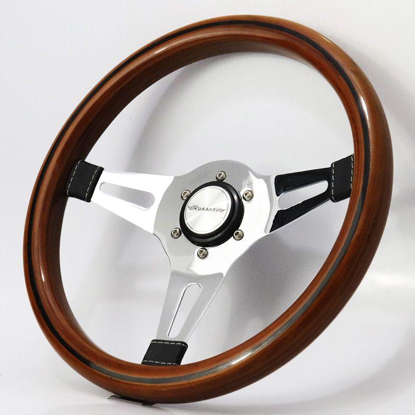 Volante Lenker Classic Madeira