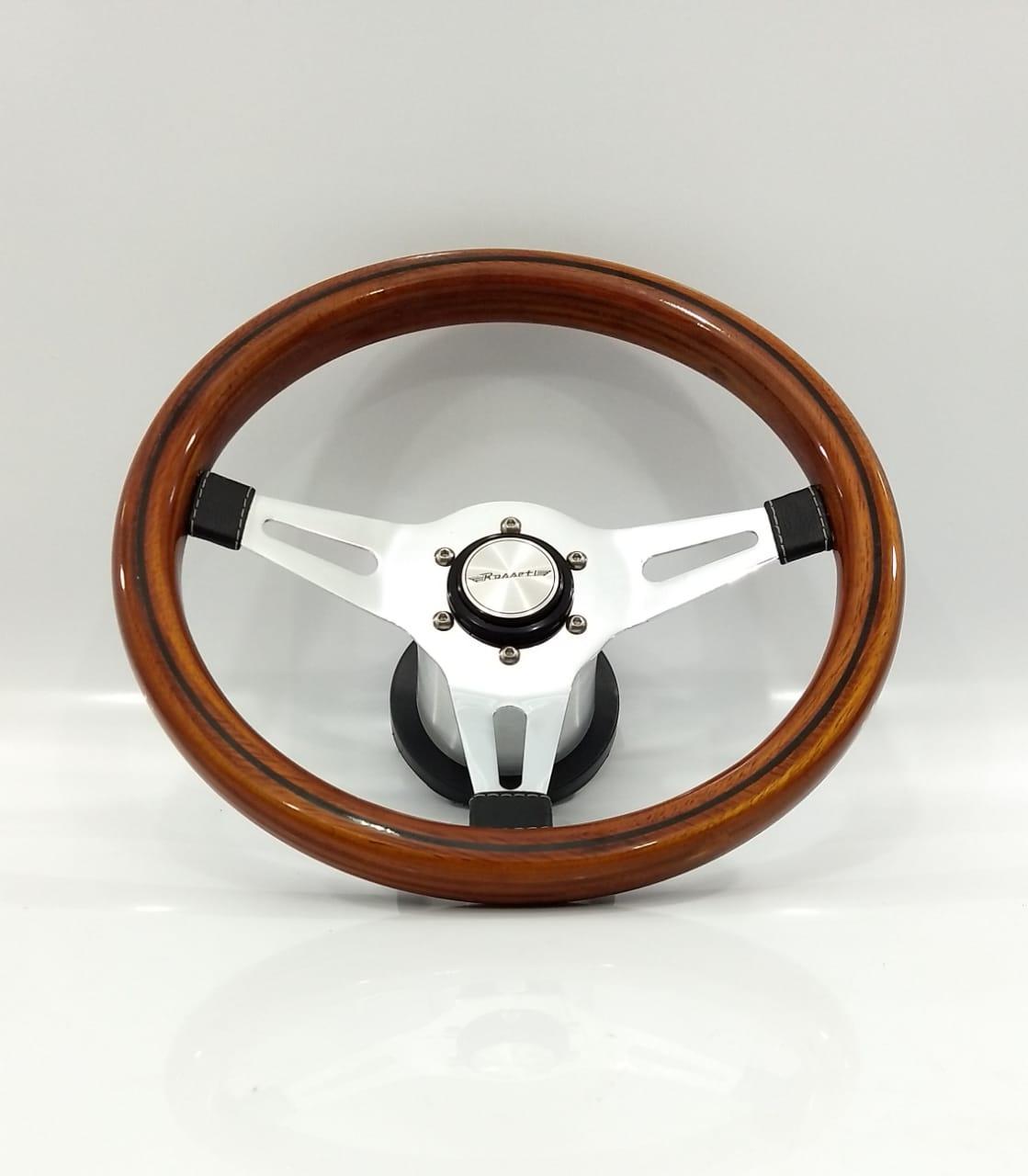 Volante Lenker Mini Classic Madeira