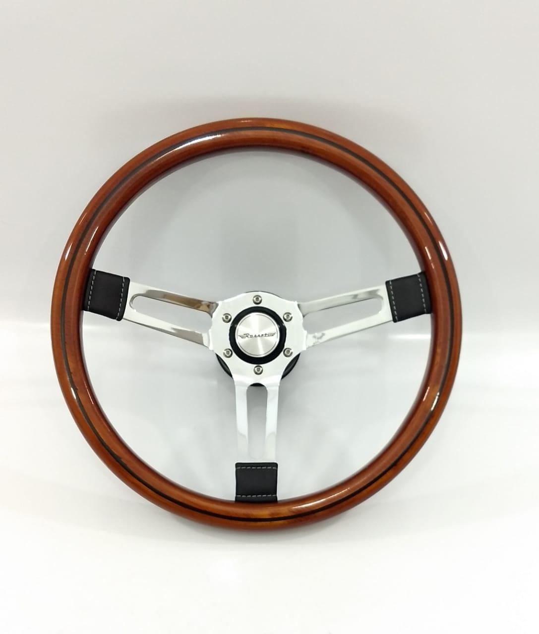 Volante Lenker Puma Madeira