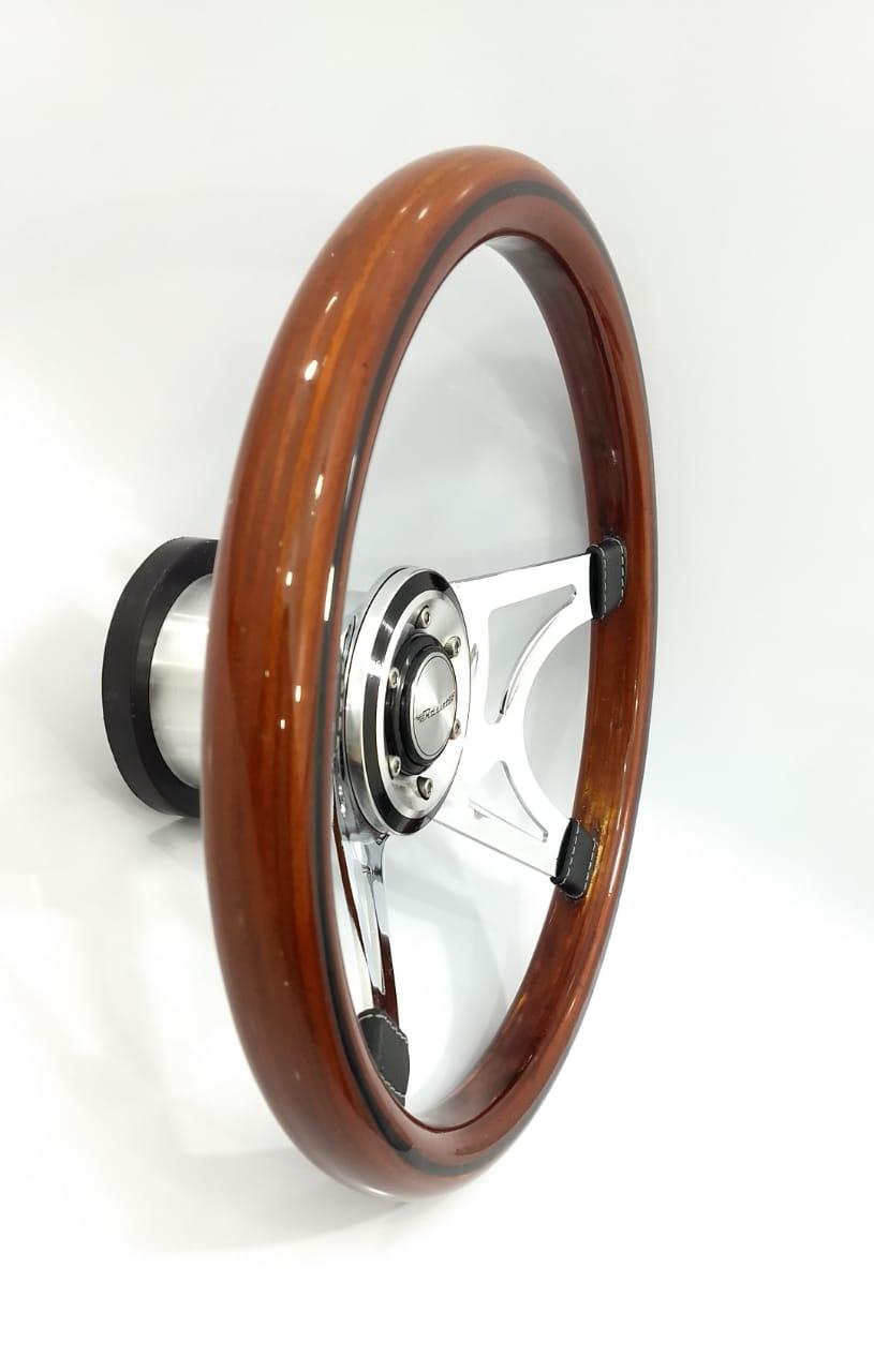 Volante Lenker Wega Madeira