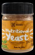 Nutritional Yeast Em Pó (Levedura Nutricional) Bionetic 120g Sabor Fumaça e Alecrim