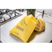 Sacola para legumes Sobags Banana