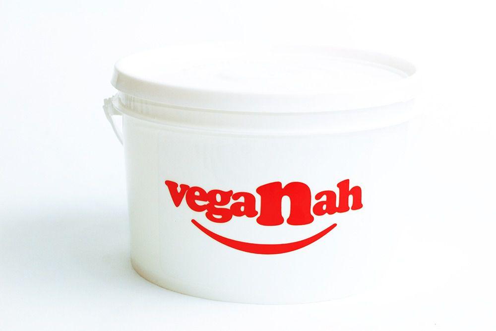 Creme de Avelã e Cacau Vegano Balde 1KG - VEGANAH
