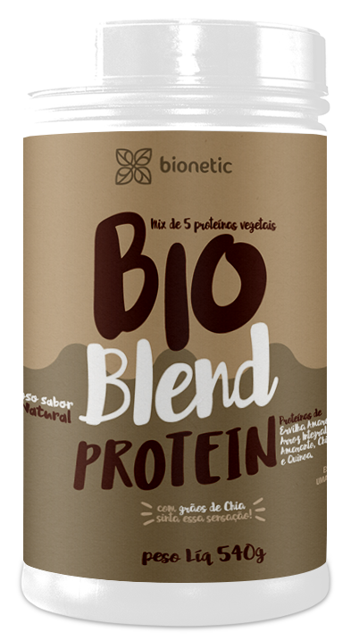 Bioblend Bionetic 540g Natural