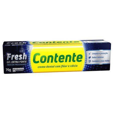 Gel Dental Contente Extra Forte - 70g