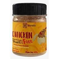 Nutritional Yeast (Levedura Nutricional) Sabor Chiken free- Bionetic 120g